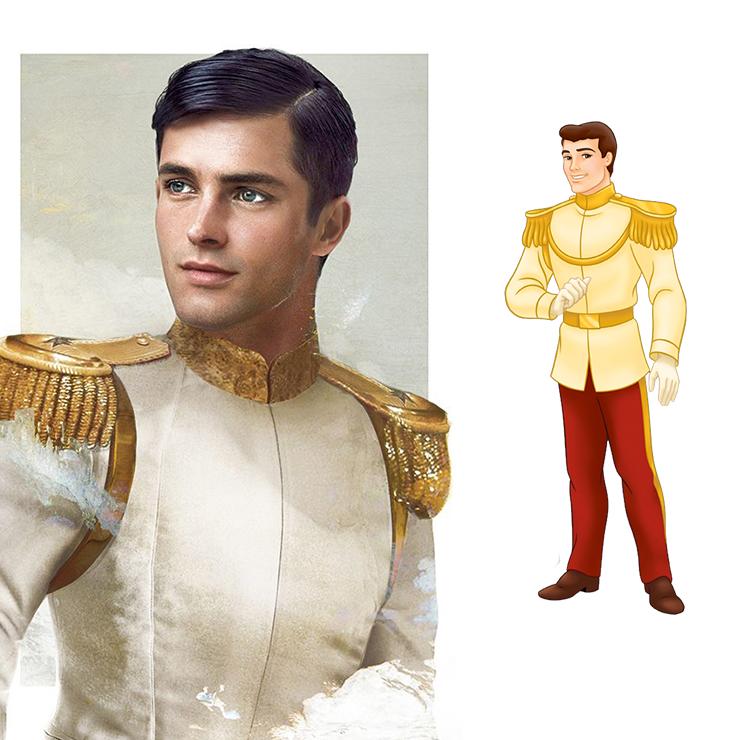 Daliás herceg - Hamupipőke